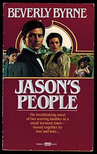 book cover of Jason\'s People