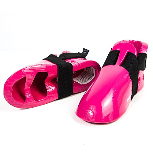 Tiger Claw Sparmaster Sparring Kicks - PINK - Size CH06