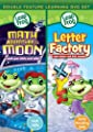 Leapfrog: Math Adventure to the Moon/ Letter Factory - Double Feature [DVD]
