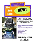 Full/Queen Size mattress moving bag with handles