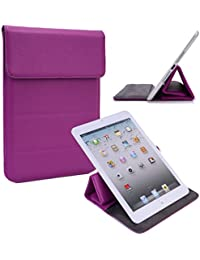 Universal Faux leather Stand & Case fits Samsung Galaxy Tab S2 8.0|Magenta