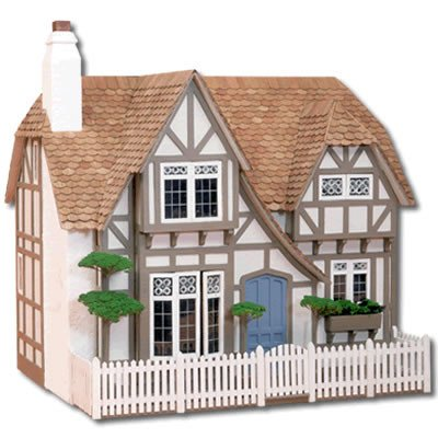 Glencroft Dollhouse by Greenleaf Doll Houses