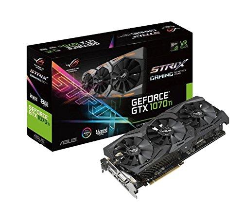 ASUS ROG STRIX GTX 1070Ti Gaming