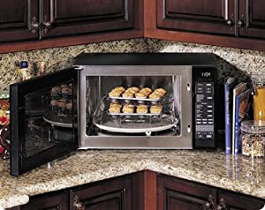 Dcm24s Discovery 1 5 Cu Ft Countertop Convection Microwave With 10 Sensor Cooking