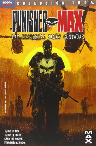 Descargar Libro Punisher Max. Las Historias Jamás Contadas Jason Starr