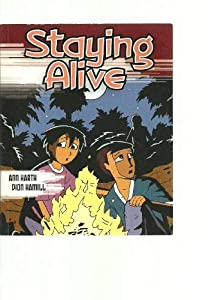 Paperback Steck-Vaughn on Ramp Approach Take 3! : Individual Student Edition Yellow (Adventure) Staying Alive Book