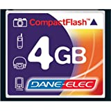 Sony DSC-F828 Digital Camera Memory Card 4GB CompactFlash Memory Card