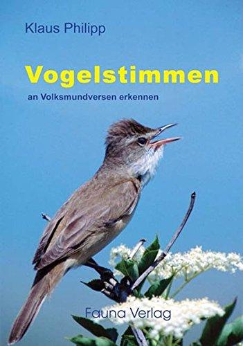 Vogelstimmen an Volksmundversen erkennen