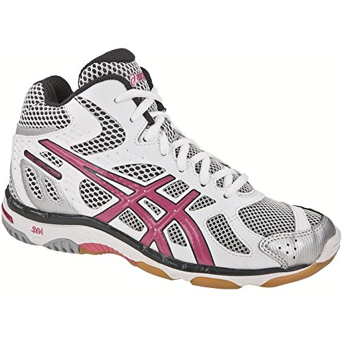 Asics GEL-BEYOND MT W Null Wht/Pink/Silver - blanco (White)