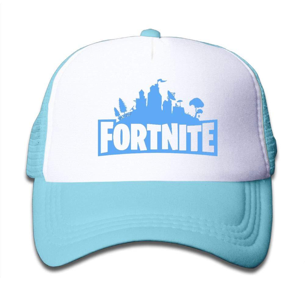 Aidear Fortnite Battle Royale Boys & Girls Mesh Hat Fashion Child Mesh Hat One Size