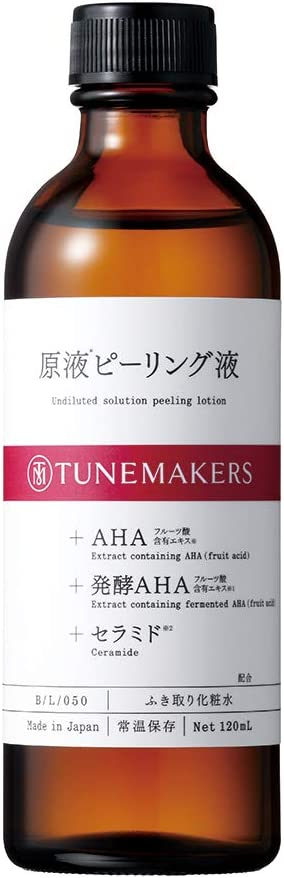 TUNEMAKERS(チューンメーカーズ) 原液ピーリング液 化粧水