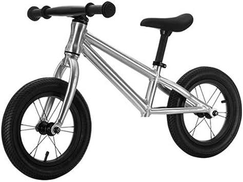 Balance Bike for niños, sin Pedales Balance Bike, Bicicleta ...