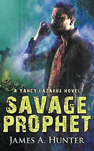 Savage Prophet Yancy Lazarus Episode ebook product image