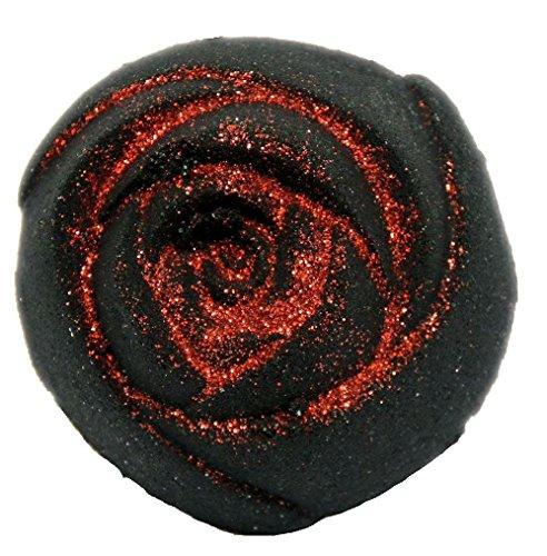 Intimate Bath and Body 5 oz Black Rose with Karma Sutra Deep Black Chasm Bath Bomb