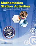 Station Activities for Common Core Mathematics, Grade 8 (Station Activities for Middle School Math)
