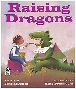Image result for raising dragons
