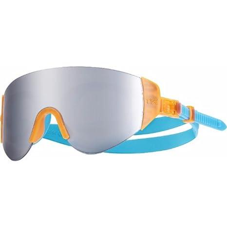 7daf536feaf Amazon.com   Renegade Swimshades mirrored Silver Orange Blue ...