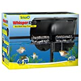55 gallon aquarium filter - Tetra Whisper EX Silent Multi-Stage Power Filter for Aquariums