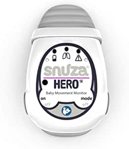 Lifestyle Parenting Snuza Hero Baby Monitors