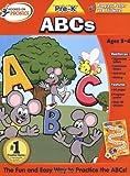 Hooked Phonics Pre-K ABCs Workbook (Hooked on Phonics)