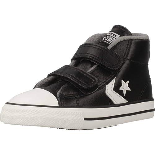 Converse Star Player 2v, Zapatillas de Deporte Unisex niños: Amazon.es: Zapatos y complementos
