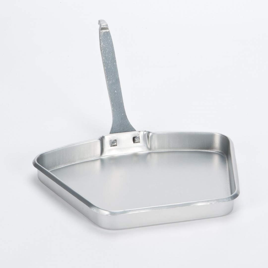 Inglenook Steel Ash Pan & Handle For Under 16'' Grate, Fire172 & 173