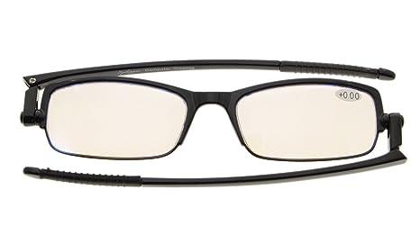 Eyekepper Lunettes de lecture pliables à 360 ° pour ordinateur permettant  de réduire les niveaux nocifs f78c89777072