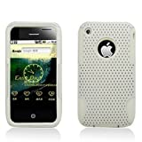 Aimo Wireless IPHONE3GSPCPA018 Hybrid Armor Cheeze Case for iPhone 3G/3GS - Retail Packaging - White