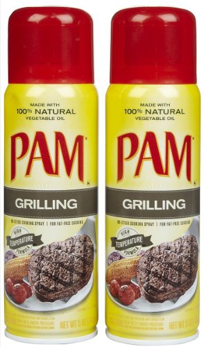 Make Easy Smoked Trout with Pam Grilling No-Stick Cooking Spray - 5 oz - 2 pk