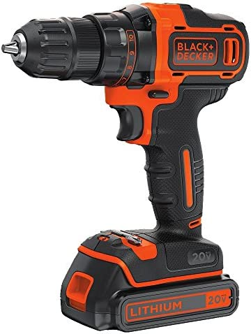 BLACK+DECKER 20V MAX Cordless Drill/Driver