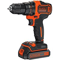 Black & Decker BDCDD220C 20V MAX Lithium 2-Speed Drill/Driver