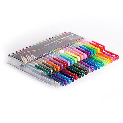 9 99 37 magicfly stylos gel lot de 36 stylos encre gel stylo bille - Enlever tache encre stylo bille ...