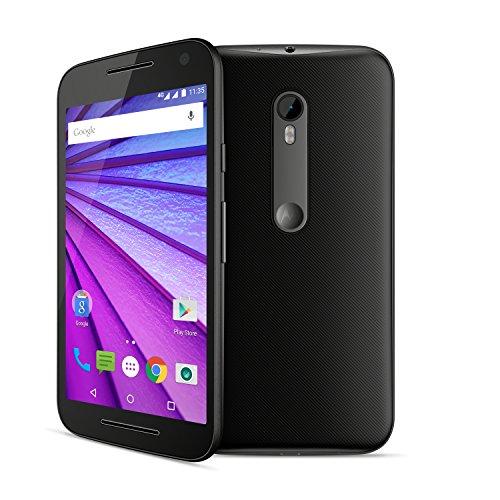Motorola Moto G (3rd generation)- Unlocked - Dual SIM- 2GB RAM - 16 GB -XT1550-Black