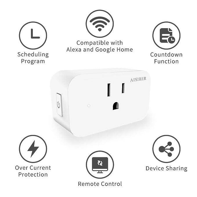 Best Smart Plugs For Alexa and Google Home | RobotsJudge com