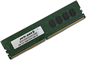 8GB Memory Module for Dell Inspiron 5675 DDR4 1Rx8 UDIMM 2400MHz Non-ECC RAM (PARTS-QUICK Brand)