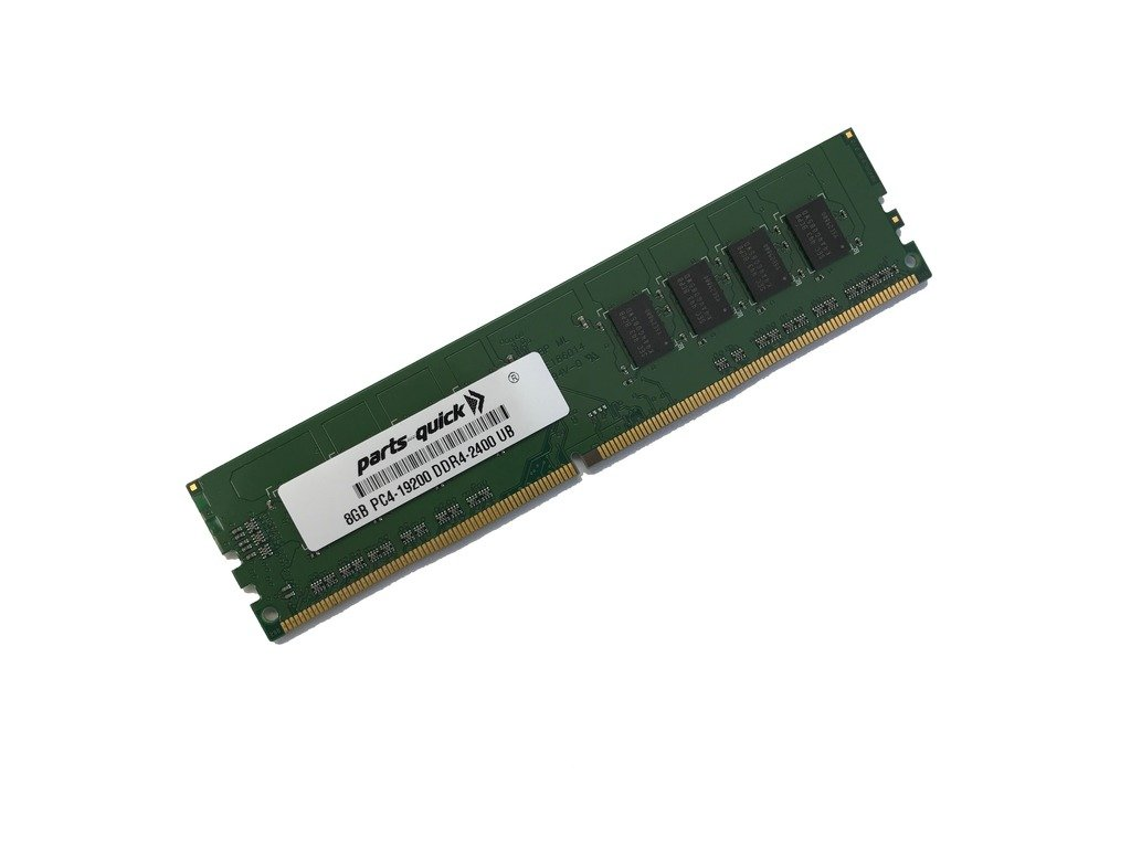 8GB Memory for ASUS X99 Motherboard X99-PRO/USB 3.1 DDR4 2400MHz Non-ECC UDIMM Memory (PARTS-QUICK BRAND)