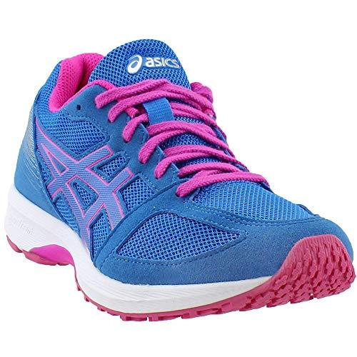 f79a0e45a7bb ASICS LyteRacer TS 7 Shoe - Women s Running Directoire Blue White Pink Glow