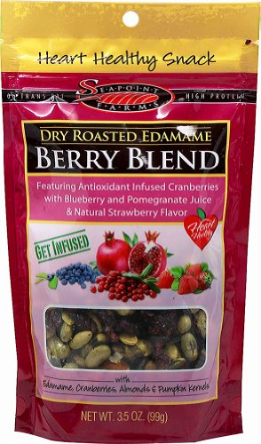 SEAPOINT FARMS Energy Blend, 1 CT by Seapoint Farms