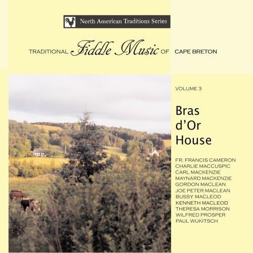 Traditional Fiddle Music of Cape Breton, V3 - Bras d