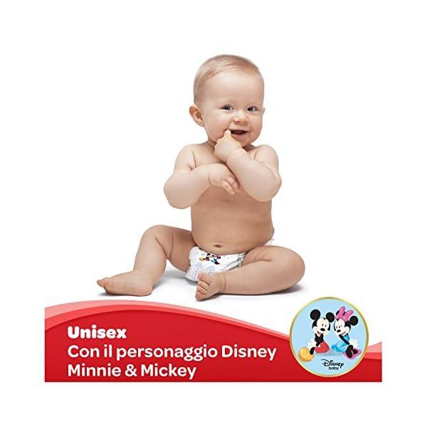 HUGGIES Pannolini Ultra Comfort, Taglia 3 (4-9 Kg), Confezione da 168 Pannolini (3 x 56) 4