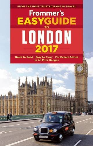 Frommers EasyGuide London 2017 Guides product image