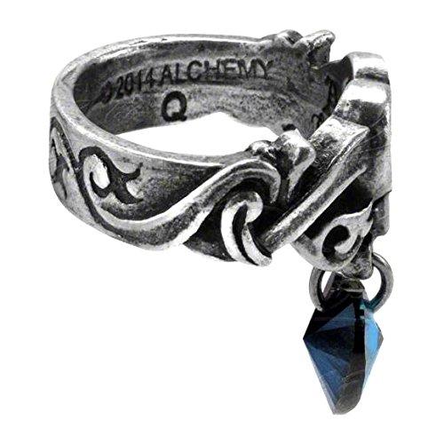 amore in peltro Alchemy dell'anello Gothic ufficiale Dogaressa L'ultimo Sized SnwFFaxXq