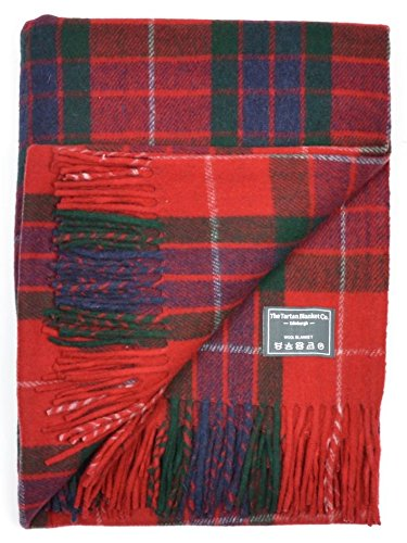 Tartan Blanket Co Recycled Fraser product image