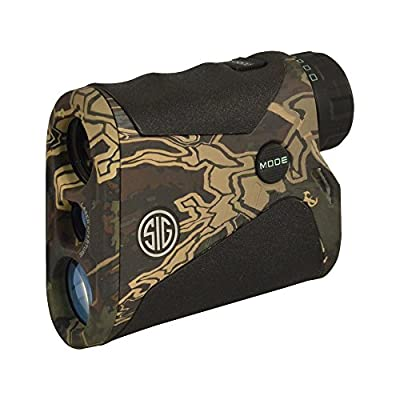 Sigarms KILO850 Laser Range Finder 4x20mm Camo Laser Rangefinders from Trade Scout, LLC