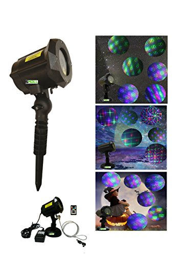 Outdoor Laser Effect Lights - 5