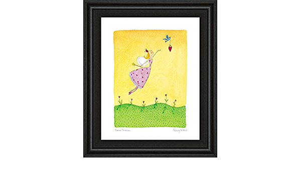 Classy Art 4967 Felicity Wishes Ii Framed Prints By Emma Thomson Posters Prints Amazon Com