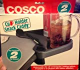 Cup Holder Snack Caddy by Cosco