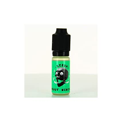 Fruut Ninja Concentre Syrup 5X10ml: Amazon.es: Salud y ...