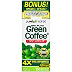 Health Shopping Purely Inspired Green Coffee Bean, Weight Loss Supplement, Non-Stimulant