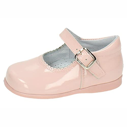 f74ac9f374ab4 BAMBINELLI 457CHAROL Mercedes Piel Charol NIÑA Merceditas  Amazon.es   Zapatos y complementos